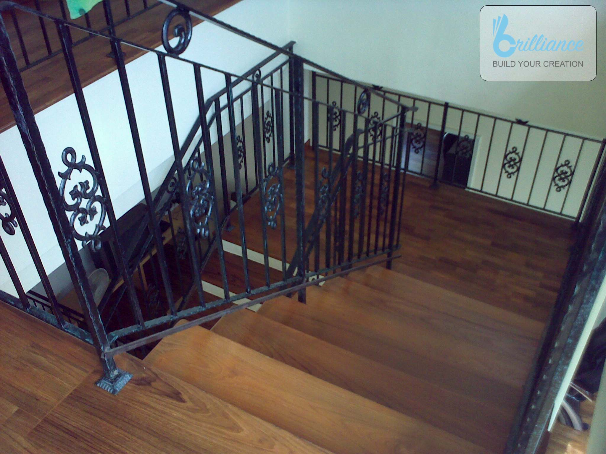 Langsat Road Renovation by Brilliance - stairs