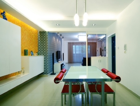 residential renovation Singapore HDB Flats by Brilliance