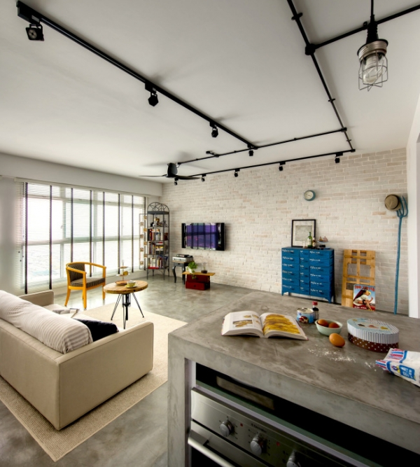 Home Design Ideas For Hdb Flats: Singapore Homes So Beautiful You Won't Believe They're HDB