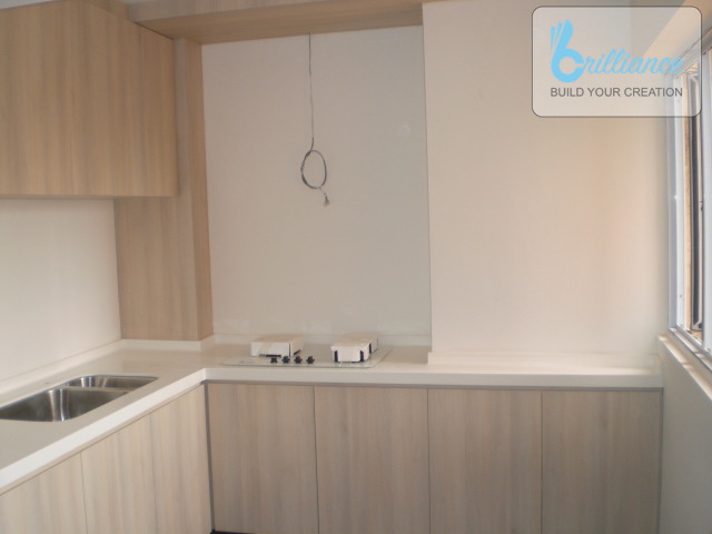 Bedok North HDB Renovation by brilliance - Kitchen
