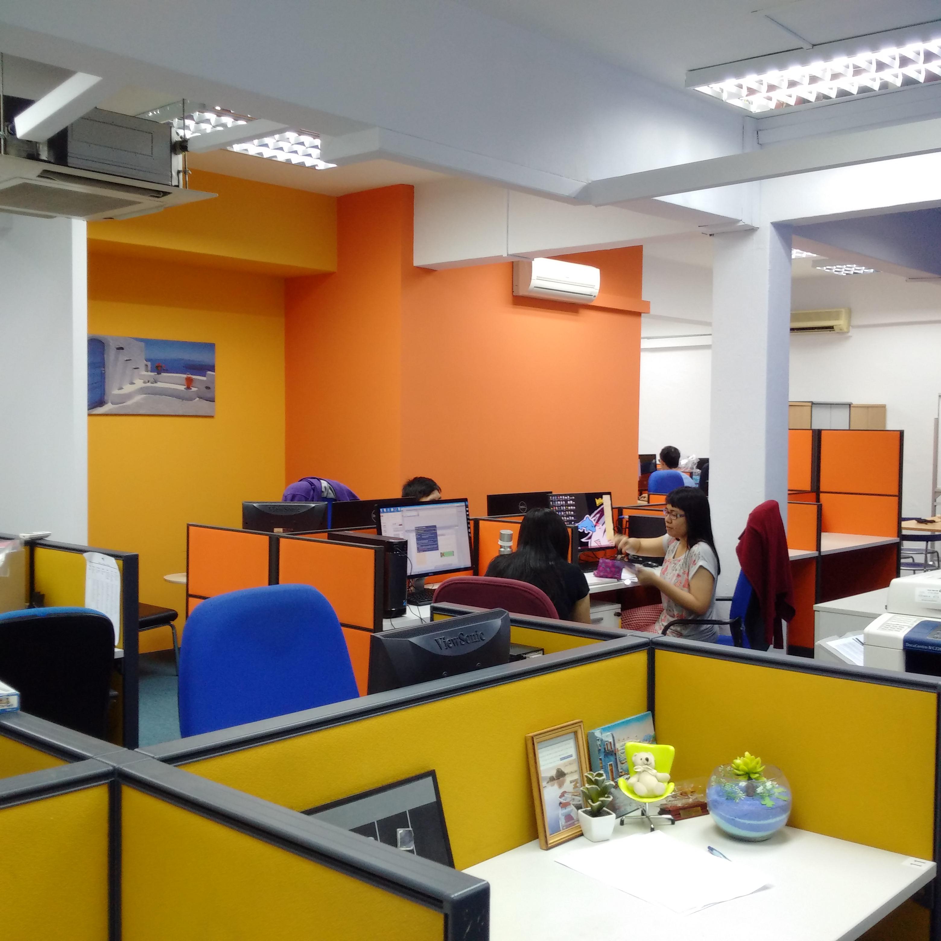 Bukit Merah Office Renovation - main