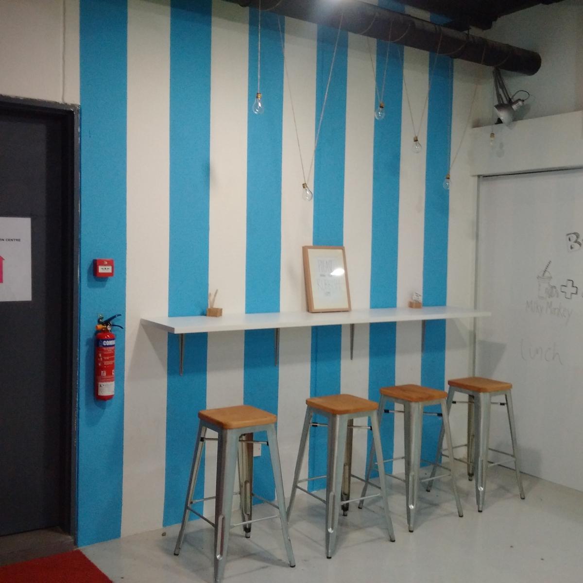 F&B renovation by Brilliance Renovation - front