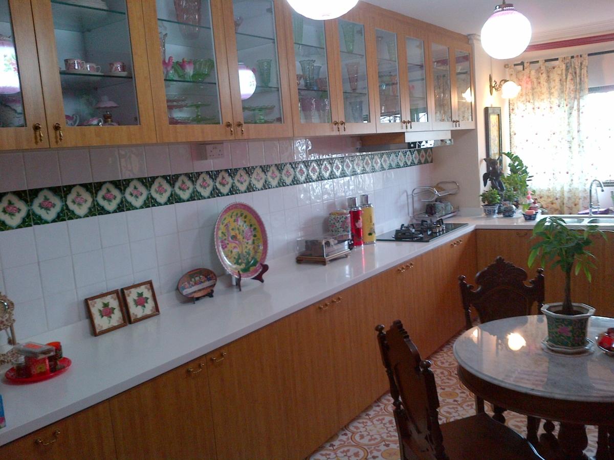 HDB renovation at Haig Road by Brilliance - kitchen