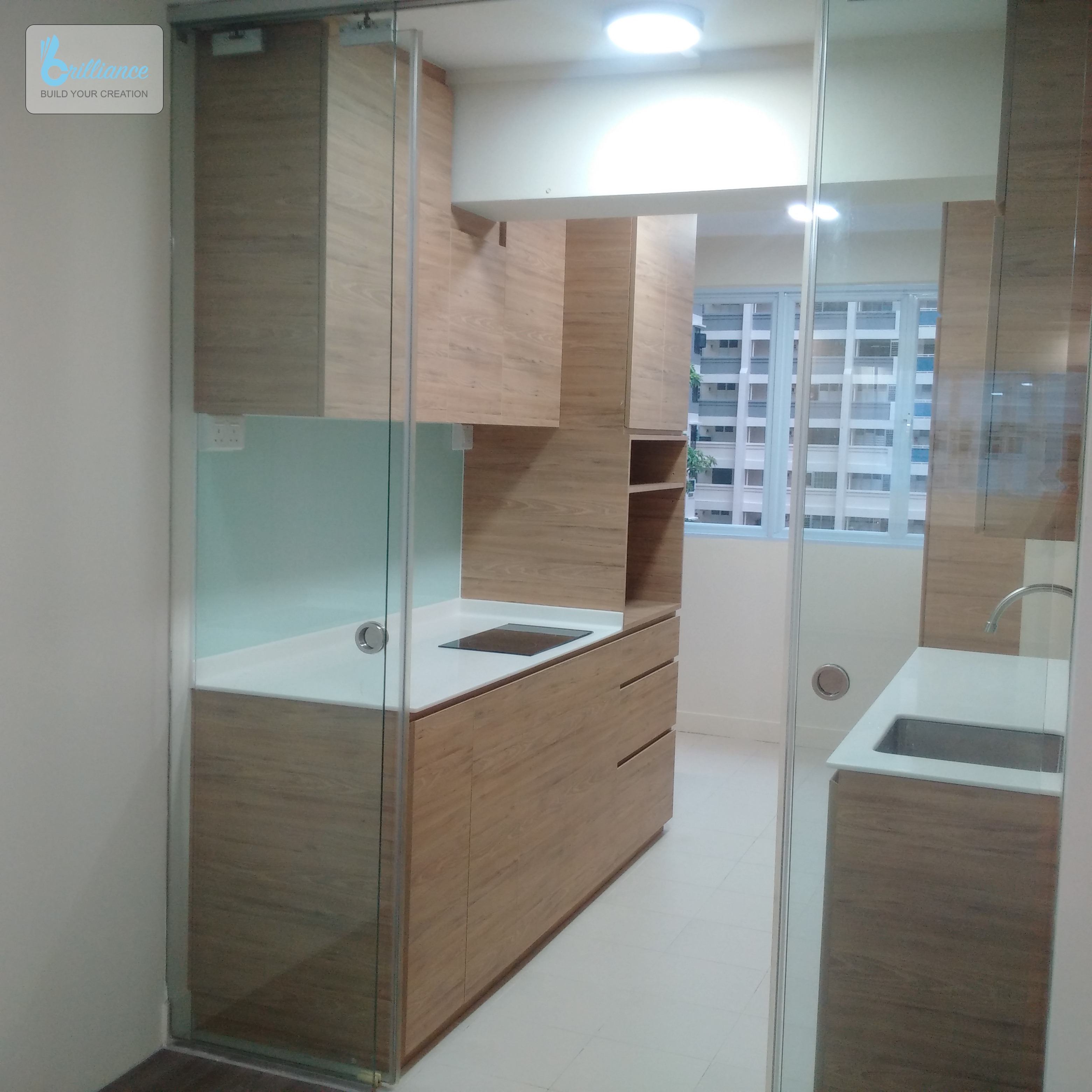 Holland close renovation by brilliance - kitchen