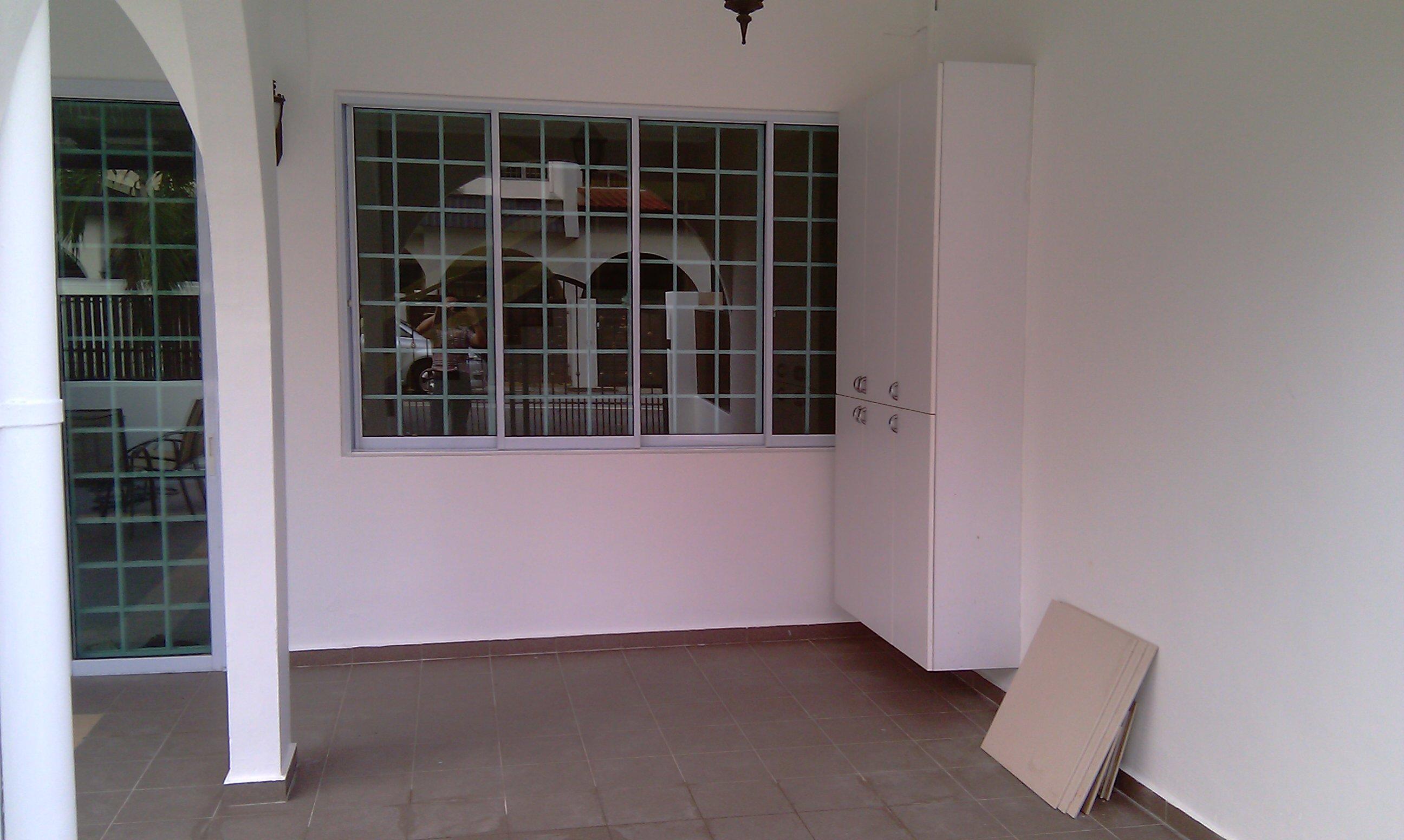 Landed Property Renovaton at Lorong Melayu by Brilliance - main wall