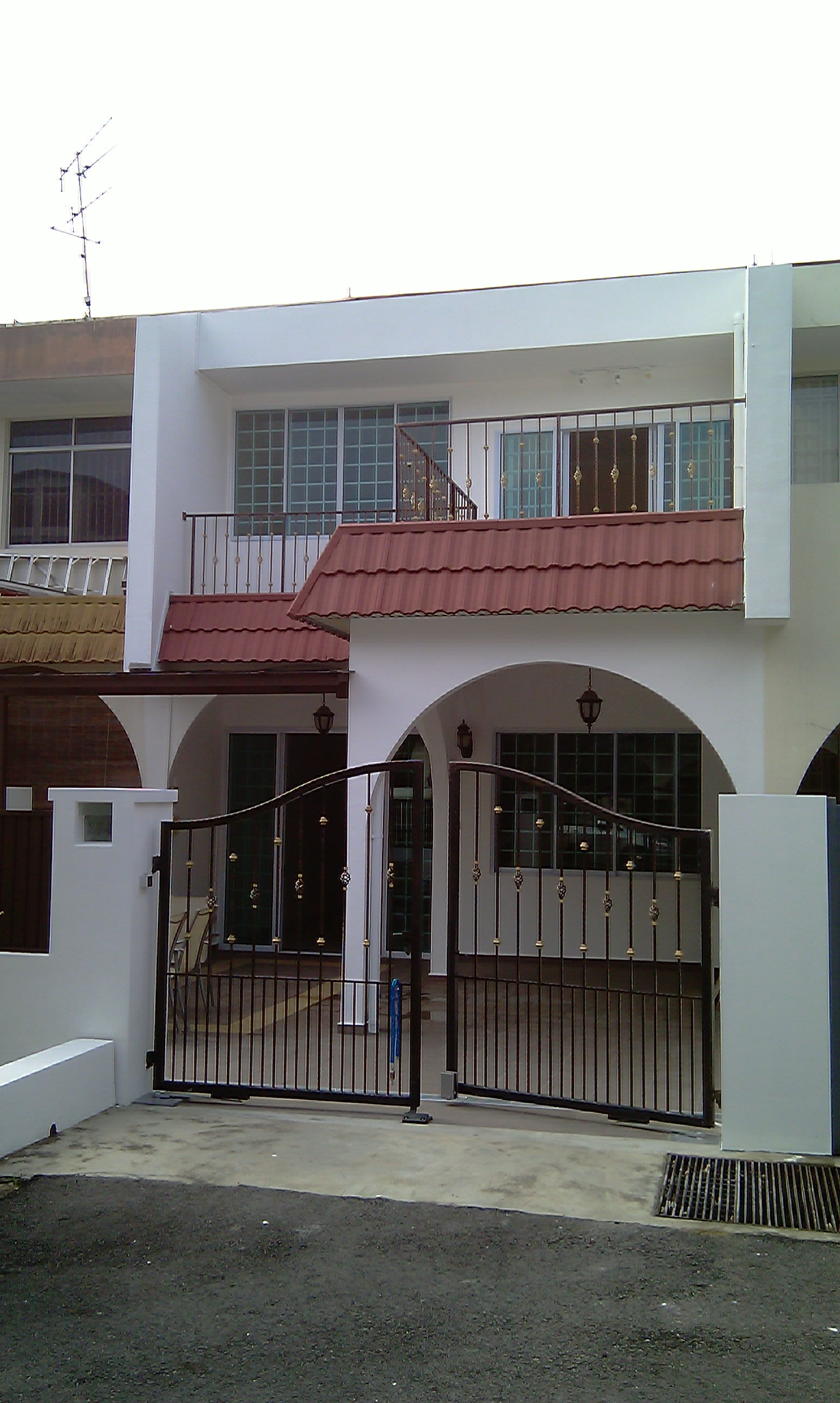 Landed Property Renovaton at Lorong Melayu by Brilliance - overview