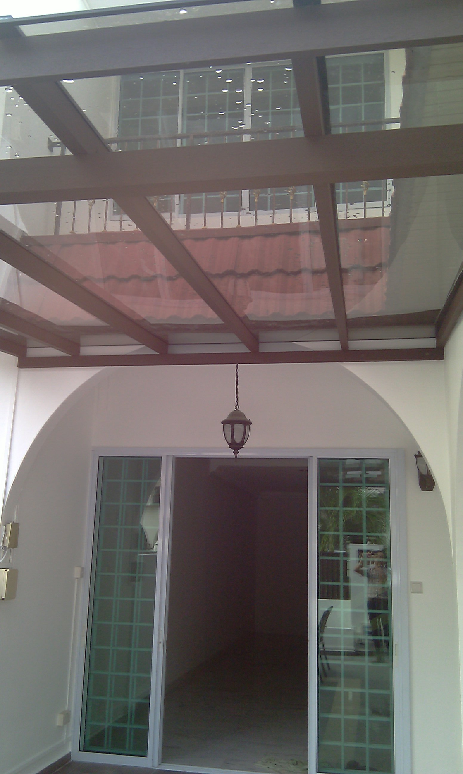Landed Property Renovaton at Lorong Melayu by Brilliance - roof view 3