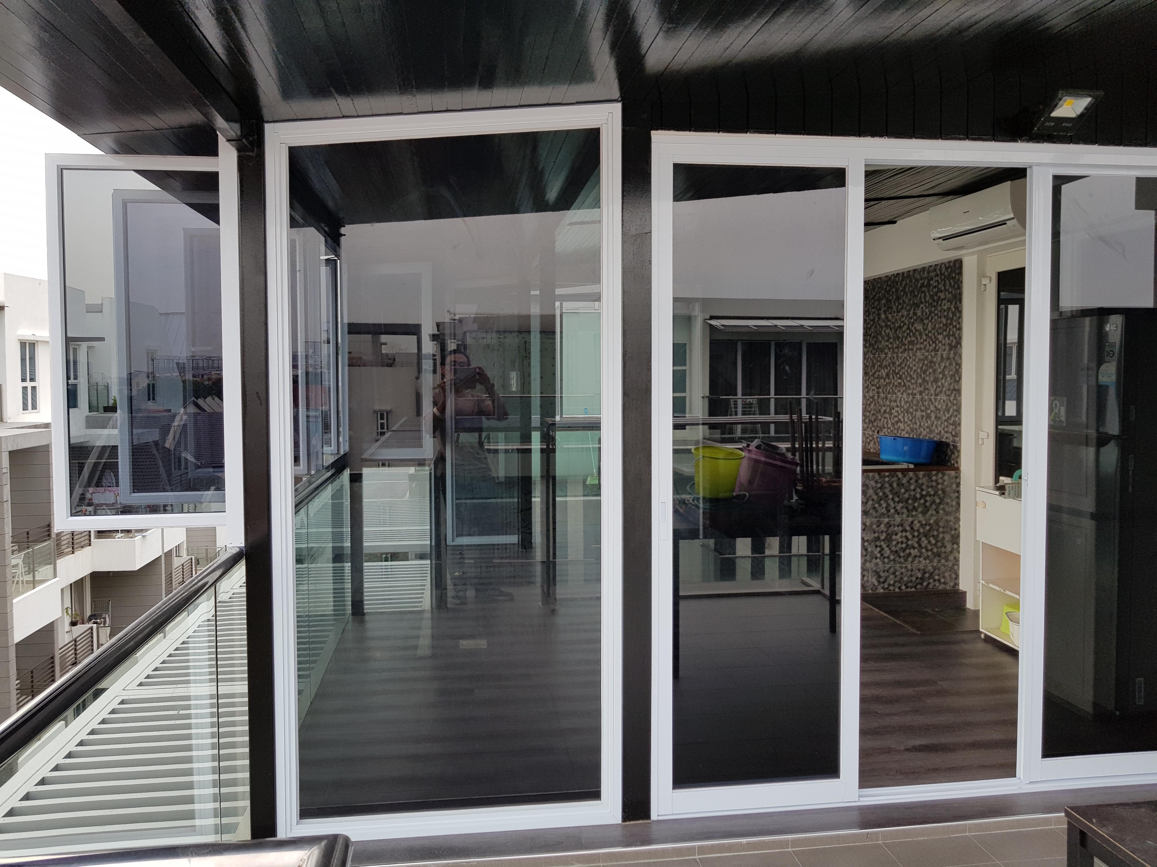 Landed Property at Palm Vista by Brilliance -slide door