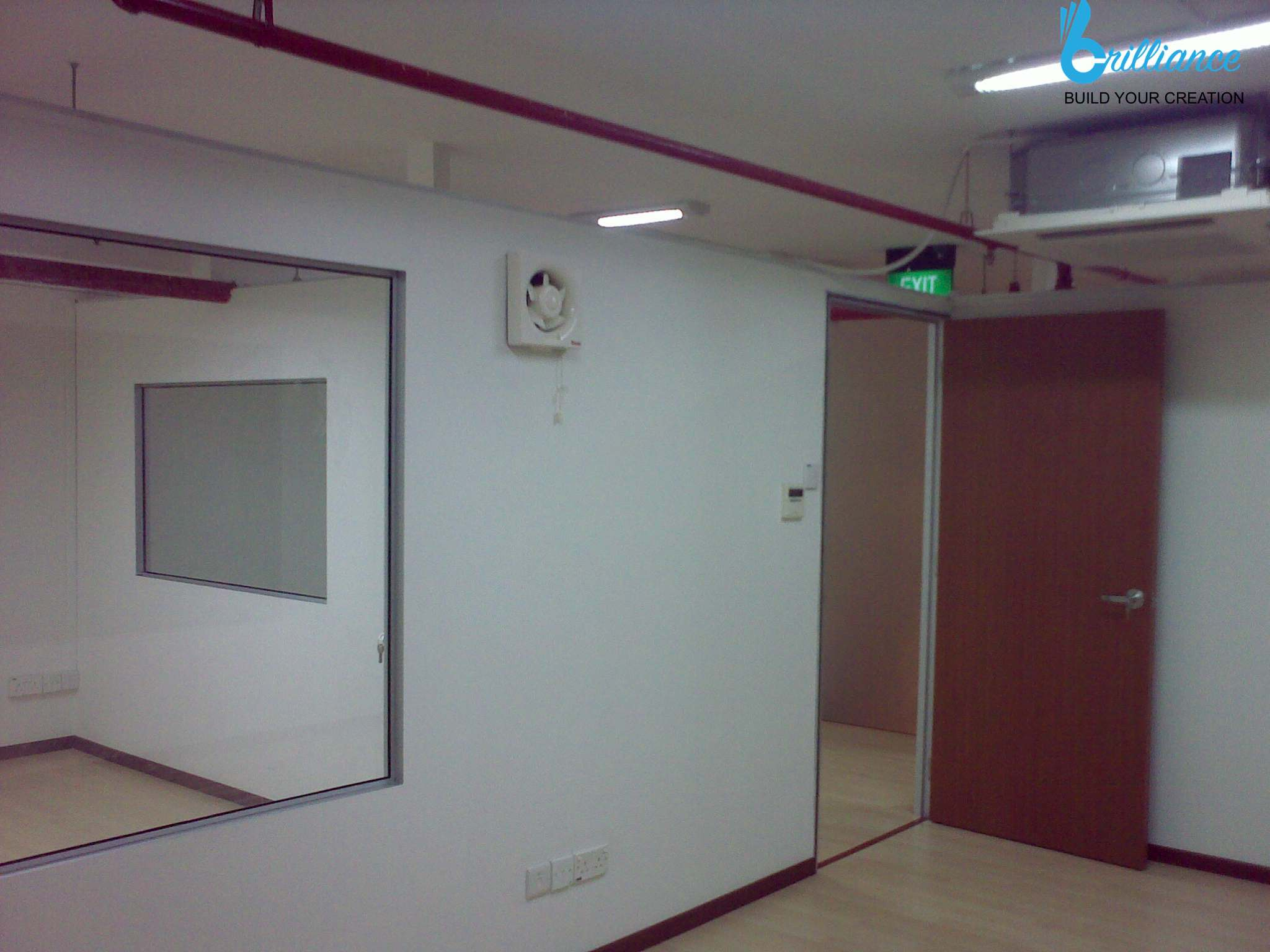 Office Renovation at Ubi Techno Park - 2