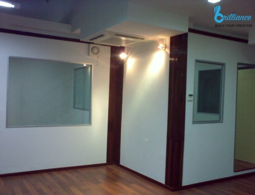 Office Renovation at Ubi Techno Park