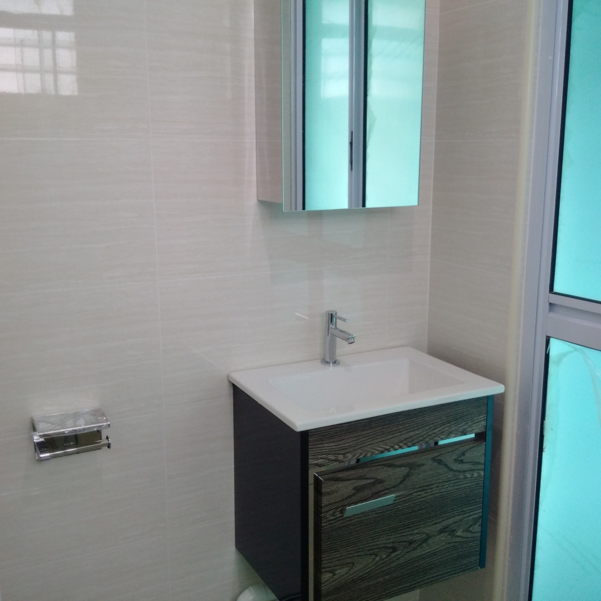 Toilet Facelft at Pasir Ris by Brilliance - front